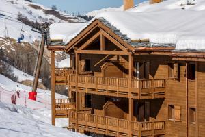 CGH Résidences & Spas La Grange aux fées - Hotel - Valmorel