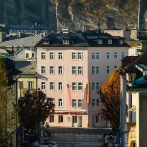 Hotel Vier Jahreszeiten Salzburg - Salzburg