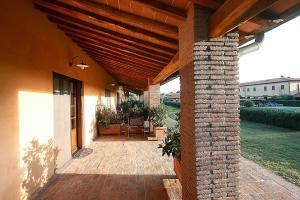 Podere San Giuseppe, Aparthotels  San Vincenzo - big - 48
