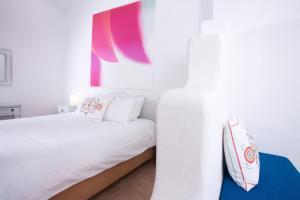 Yakinthos Residence, Apartmánové hotely  Panormos Mykonos - big - 48