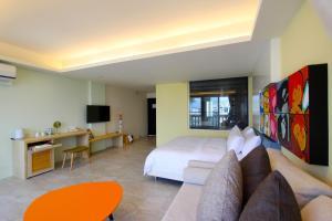 Salzburg Resort, Alloggi in famiglia  Dongshan - big - 53