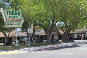 Trees Motel, Мотели  Бишоп - big - 33