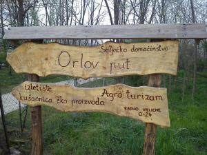 Farm stay Orlov put, Bauernhöfe  Bilje - big - 101