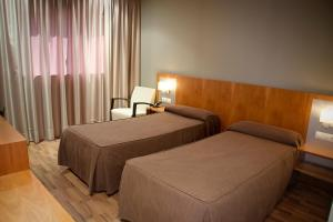 Double Room Hotel Sercotel AS Torrent