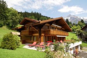 Chalet Princess - GriwaRent AG - Hotel - Grindelwald