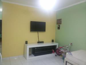 Condomínio em Ubatuba, Дома для отпуска  Убатуба - big - 6