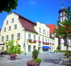 Hotel Alte Post - Ingenried