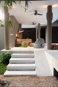 Casas de Agua, Apartmánové hotely  Pláž Santa Teresa - big - 101