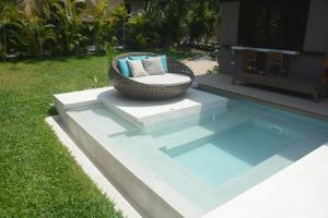 Casas de Agua, Apartmánové hotely  Pláž Santa Teresa - big - 67
