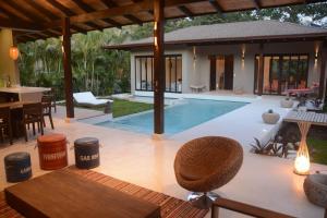 Casas de Agua, Apartmánové hotely  Pláž Santa Teresa - big - 133