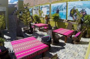 Ishinca, Hostels  Huaraz - big - 29