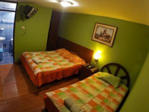 Ishinca, Hostels  Huaraz - big - 28