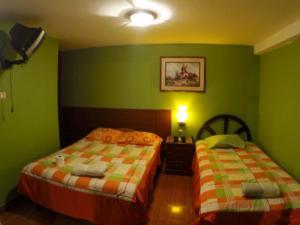 Ishinca, Hostels  Huaraz - big - 21