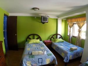 Ishinca, Hostels  Huaraz - big - 20