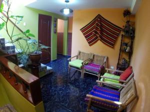 Ishinca, Hostels  Huaraz - big - 18