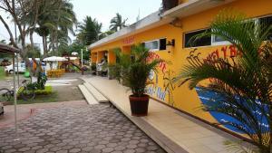 Hotel y Balneario Playa San Pablo, Отели  Монте-Гордо - big - 172