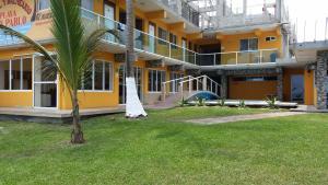 Hotel y Balneario Playa San Pablo, Отели  Монте-Гордо - big - 176