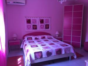 I Colori dell'Arcobaleno, Bed and Breakfasts  Santo Stefano di Camastra - big - 16