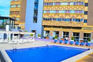 Hotel Maya Alicante (33 of 116)