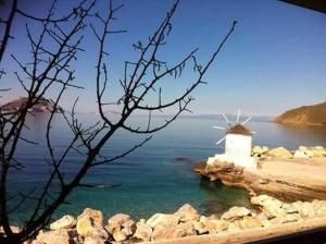 Pension Christina Amorgos Greece