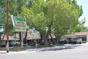 Trees Motel, Мотели  Бишоп - big - 27