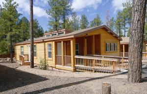 PVC at The Roundhouse Resort By Diamond Resorts - Accommodation - Pinetop-Lakeside