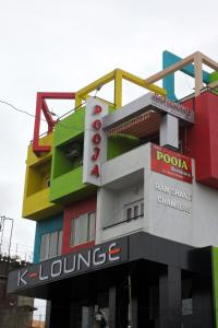 Auberges de jeunesse - Hotel Pooja Residency