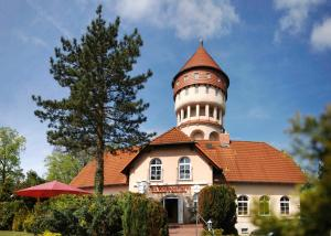 Albergues - Am Wasserturm Pension