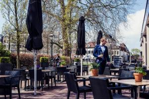 Carlton Square Hotel, Hotels  Haarlem - big - 14