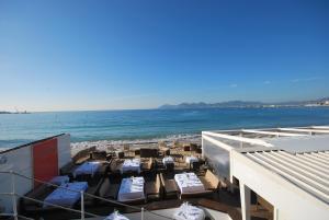Palais Des Iles 3 Pièces Vue Mer 56638, Apartmány  Cannes - big - 30
