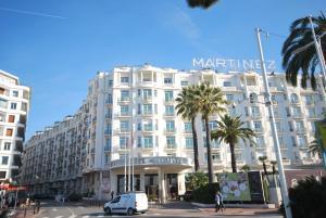 Palais Des Iles 3 Pièces Vue Mer 56638, Apartmány  Cannes - big - 31