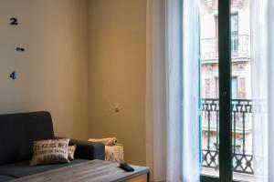 Palau de la Musica Apartments, Апартаменты  Барселона - big - 22