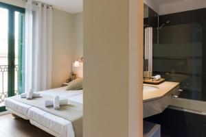 Palau de la Musica Apartments, Апартаменты  Барселона - big - 11