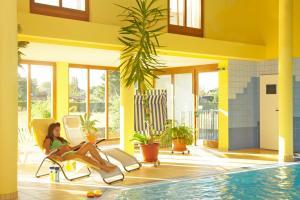 Nautic Usedom Hotel & SPA, Hotels  Ostseebad Koserow - big - 20