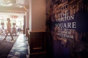 Carlton Square Hotel, Hotels  Haarlem - big - 15