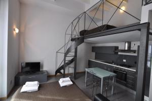 BB Hotels Aparthotel Navigli, Apartmánové hotely  Miláno - big - 86