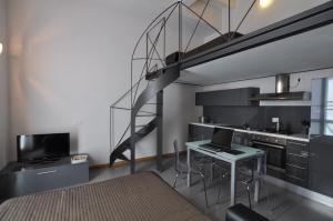 BB Hotels Aparthotel Navigli, Apartmánové hotely  Miláno - big - 71