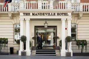 The Mandeville Hotel, Hotels  London - big - 62
