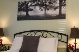 El Rancho Motel, Мотели  Бишоп - big - 39