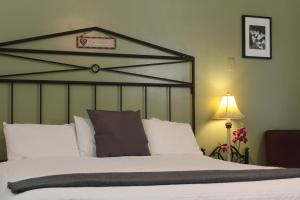 El Rancho Motel, Мотели  Бишоп - big - 22