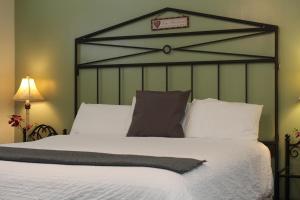 El Rancho Motel, Мотели  Бишоп - big - 5
