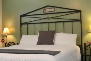 El Rancho Motel, Мотели  Бишоп - big - 27