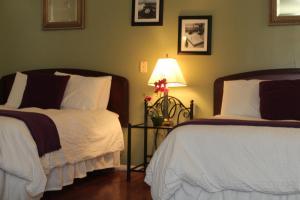 El Rancho Motel, Мотели  Бишоп - big - 40