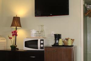 El Rancho Motel, Мотели  Бишоп - big - 8