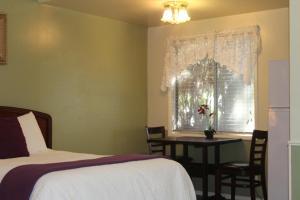 El Rancho Motel, Мотели  Бишоп - big - 12