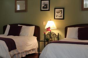 El Rancho Motel, Мотели  Бишоп - big - 37
