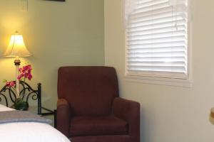 El Rancho Motel, Мотели  Бишоп - big - 13