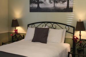 El Rancho Motel, Мотели  Бишоп - big - 46