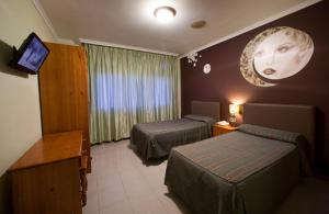 Double or Twin Room Hostal Restaurante Terra Cha