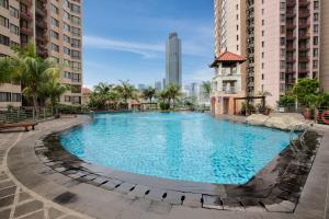 Aston Rasuna, Apartmanhotelek  Jakarta - big - 34